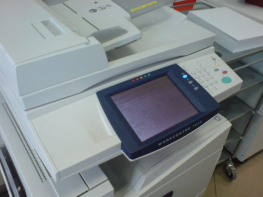 Document Scanning and Photocopying